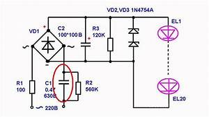 Philips Led Bulb Circuit Diagram