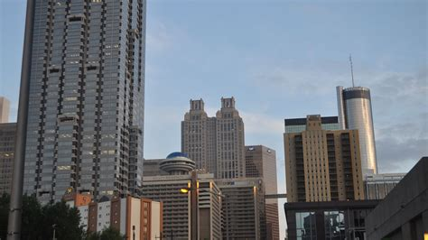 7 Ls Buckhead Atlanta by Mapping Atlanta S 10 Tallest Towers From Downtown To