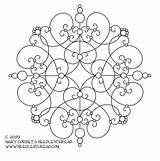 Embroidery Hand Pattern Medallion Scrolly Patterns Another Pdf Printable Designs Needlenthread Printables Template Stitches Mandala Templates Flowers Simple Bead Tatting sketch template