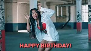 Happy Birthday Dance GIF by RCA Records UK - Find & Share ...