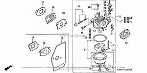 Honda Hra215 Pda Lawn Mower  Usa  Vin  Mzal