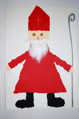 Gestalten Sie Ein Tolles Nikolaus Im Kindergarten by Basteln Nikolaus Kinderspiele Welt De