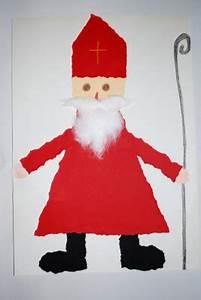 Bastelideen Weihnachten Kinder : basteln nikolaus kinderspiele ~ Markanthonyermac.com Haus und Dekorationen