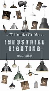 Guide For Industrial Lighting Under  100