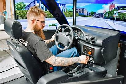 Simulator Driving Hospital Larger Rehabilitation Glenrose