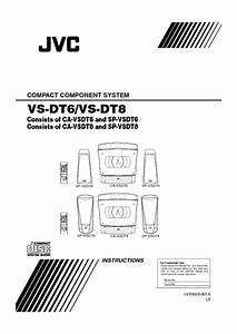 Vs-dt6 Manuals