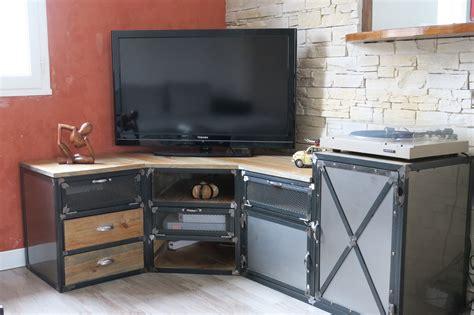 meuble cuisine industriel meuble de cuisine style industriel la dcoration style