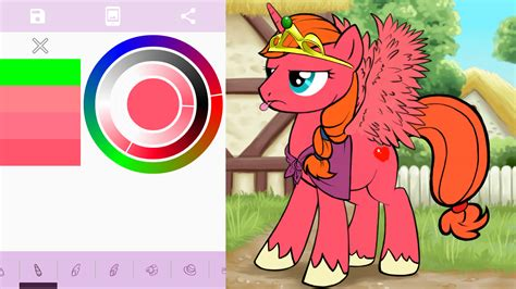 pony creator mlp app android equestria stuff daily