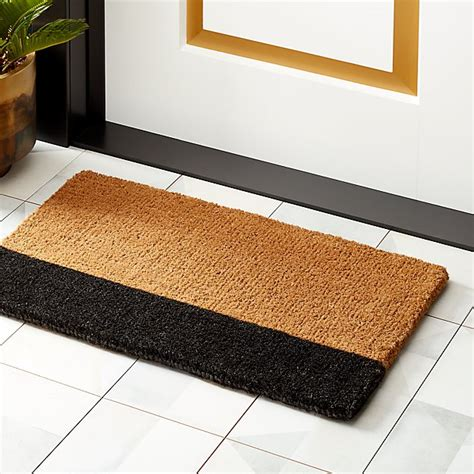doormat reviews jute doormat reviews cb2