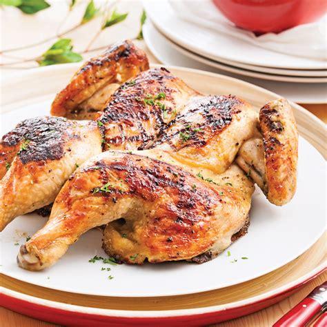 volaille en cuisine poulet en crapaudine à l 39 asiatique recettes cuisine et nutrition pratico pratique