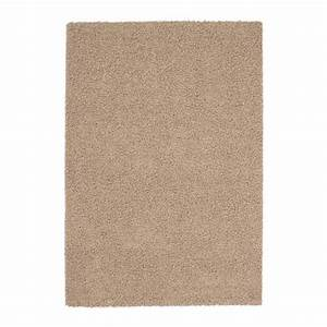 Tapis C Discount : trendy tapis de salon shaggy beige 80x140 cm achat ~ Teatrodelosmanantiales.com Idées de Décoration
