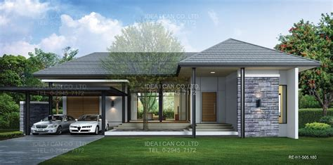 one story house plan cgarchitect professional 3d architectural visualization user community single story house