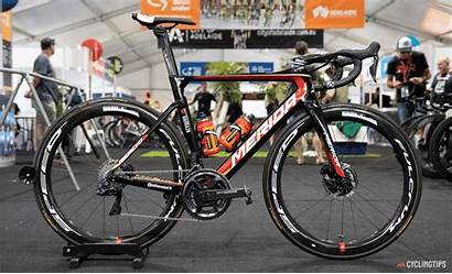 Merida Bahrain Bikes Pro Team Reacto Disc