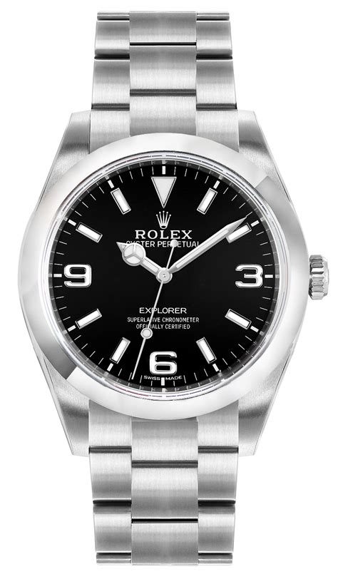 214270-L | Rolex Explorer | Mens Watch