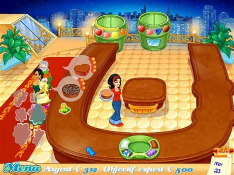 jouer  cake mania  en ligne jeux en ligne sur big fish