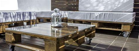 hacer sofa terraza sof 225 de palets para tu terraza o jard 237 n canalhogar