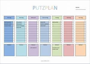 Haushaltsgeld 2 Personen Berechnen : putzplan vorlage f r singles paare familie wg ~ Themetempest.com Abrechnung