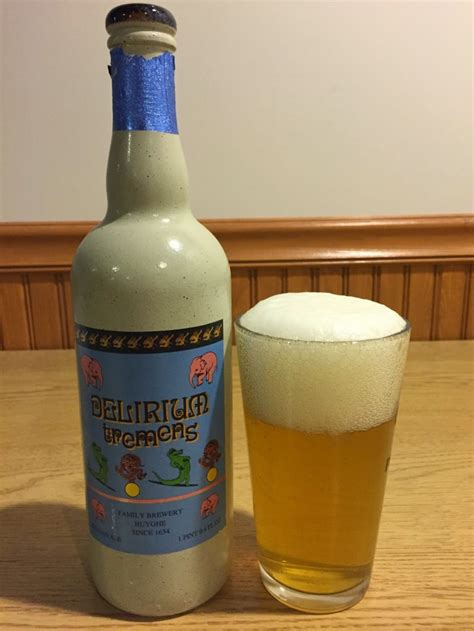beer review delirium tremens buffalo beer biochemist