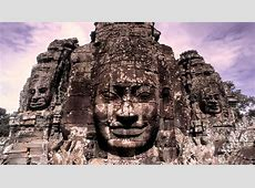 Bayon in Angkor Thom Lonely Planet