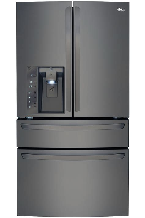 Lg Black Diamond French Door Refrigerator Lmxc23746d