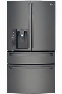 Lg Black Diamond French Door Refrigerator