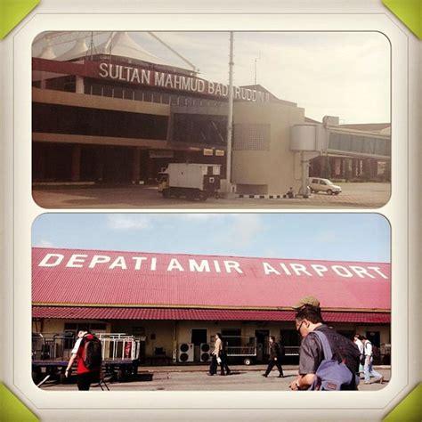 bandara depati amir pgk  tips   visitors