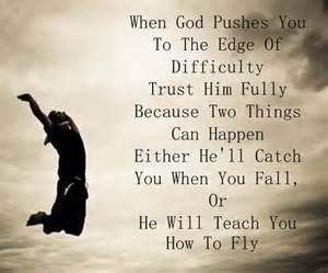God Quotes About Trust