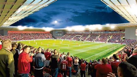 Aberdeen FC's plan for new stadium at Kingsford set for ...