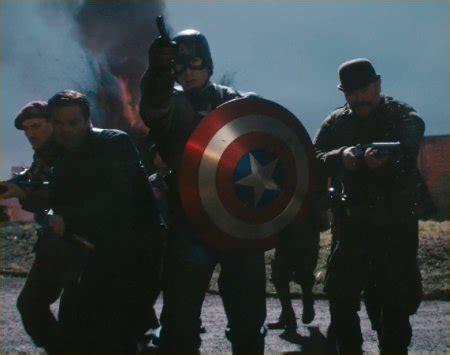 marvel  repaints captain americas shield science