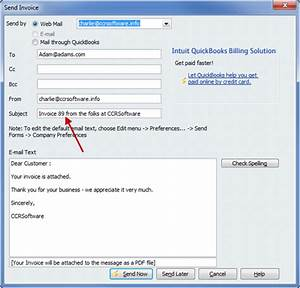 email invoice archives the marks group small business With email subject for invoice
