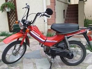 Honda Px 50 : honda px50 de 1980 le motard ~ Melissatoandfro.com Idées de Décoration