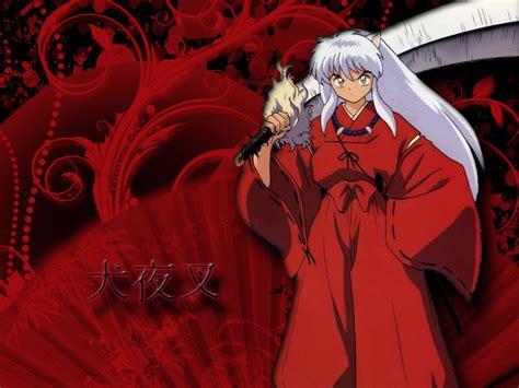 inuyasha wallpaper by bebapr on deviantart