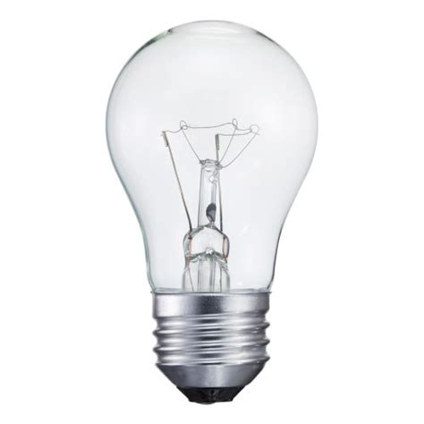 philips 416768 clear appliance 40 watt a15 light bulb