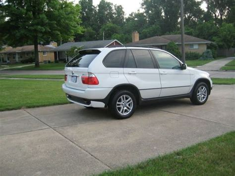Bmw Usa Phone Number by Find Used 2005 Bmw X5 3 0 Alpine White Facelift E53 4 8is