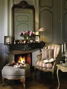 Deco Baroque Moderne : d co baroque du salon pour un int rieur luxueux ~ Teatrodelosmanantiales.com Idées de Décoration