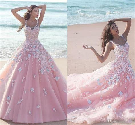 cinderella brand dress 2016 pink quinceanera gown dresses scoop neck
