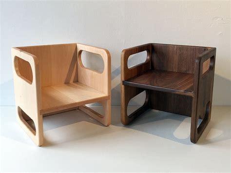 chaise montessori ella montessori cube chaise