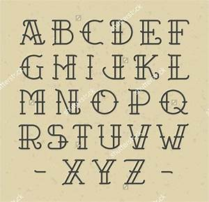 tattoo lettering fonts citybirdsclub With font letter app