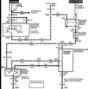 Where Can I Get A Diagram Of A 1991 Ford Econoline E250