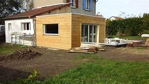 Extension Ossature Bois : extensions nordi bois construction maisons madrier et ~ Melissatoandfro.com Idées de Décoration