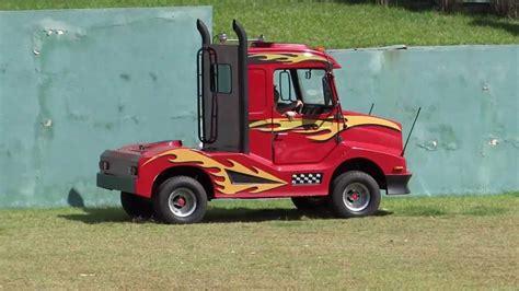 mini formula truck em londrina youtube