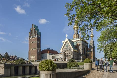 Maybe you would like to learn more about one of these? DARMSTADT. Hessen Tourismus