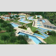 Zaton Holiday Resort  Master Plan  Bezdikian Architects