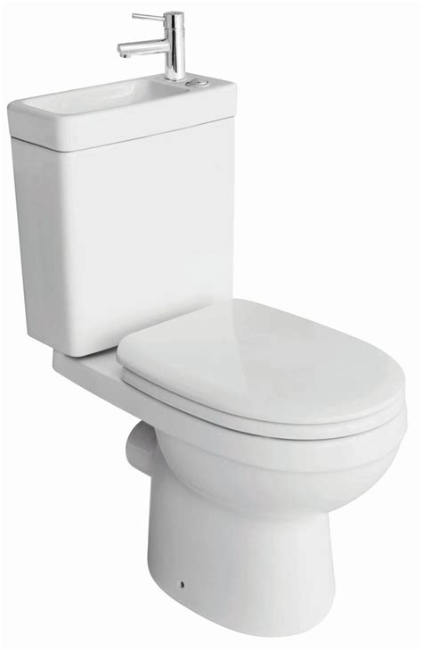 cooke lewis duetto close coupled toilet  integrated