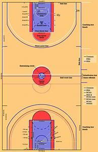 Basketball Court Dimensions Guide  Australia  Fiba  U0026 Nba