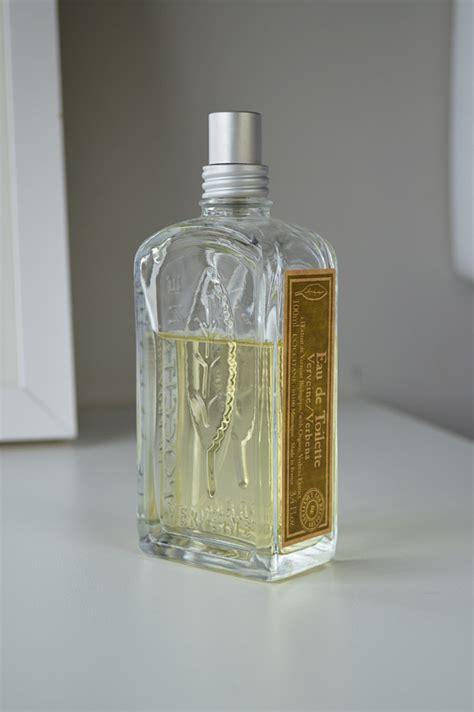 perfume verveine verbena eau de toilette l occitane en provence 2beauty
