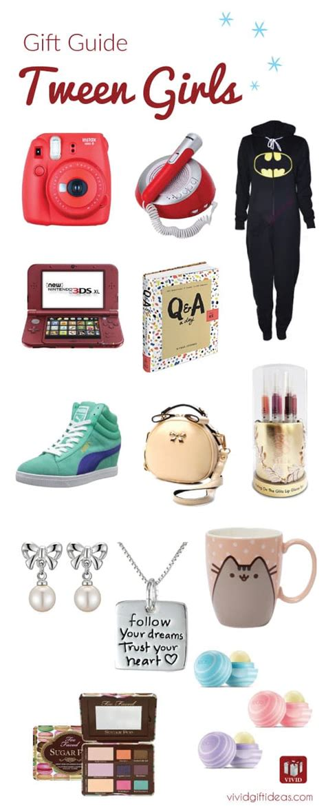 cool holiday gift guide for tweens vivid s