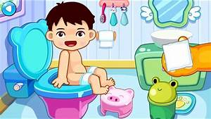 Toilet Training Bath Time Fun & Baby Care with Baby ...