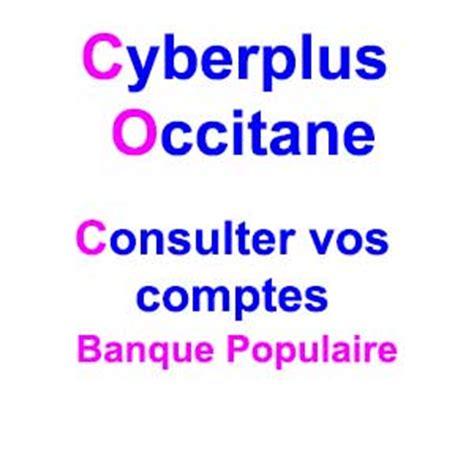 cyberplus occitane mon compte