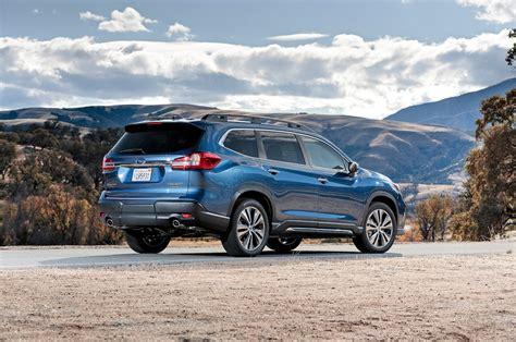 2019 Subaru Ascent by Exclusive 2019 Subaru Ascent Prototype Drive